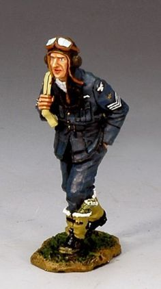 KING & COUNTRY ROYAL AIR FORCE RAF004 SGT. PILOT GINGER LACEY MIB | Toys & Hobbies, Toy Soldiers, 1970-Now | eBay!