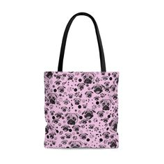 My Unique And Colourful Artwork Printed On Merchandise by EclecticEll Colourful Outfits, Handmade Items, Handmade Gifts, Dog Lover Gifts, Bag Sale, Black Cotton, Bohemian Style, Pugs, Craft Supplies