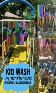 Kidwash-Pin