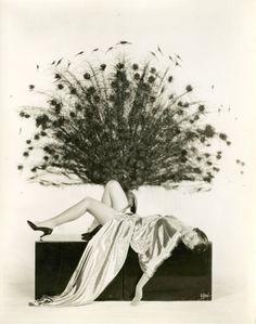 Myrna Loy by Max Munn Autrey, 1920's