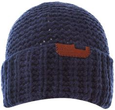 832b9d55ad9 Diesel Chunky Knit Beanie Hat in Blue for Men (navy) - Lyst Diesel Fashion