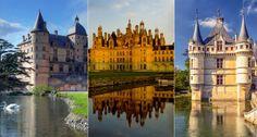 Castillos de Cuentos de Hadas Francia