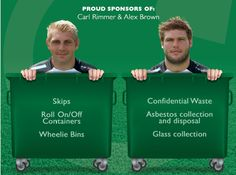 Exeter Chiefs sponsored players