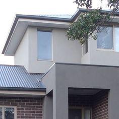 Ideas exterior render house colour for 2019 Exterior Gris, Exterior Siding Colors, House Exterior Color Schemes, Exterior Paint Colors For House, Exterior Design, Outside House Colors, Rendered Houses, House Paint Color Combination, Facade House