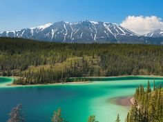 Emerald Lake, Near Skagway, Alaska