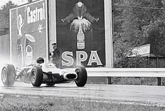Graham Hill, Spa Francorchamps 1965
