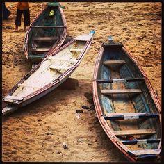 "Comment: marscagimon said ""#boat #africa #beach #travel #vacations #senegal"""