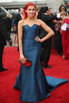 Grammys Red Carpet 2014 Photos: See All The Wild Dresses From Music's Big Stars
