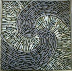 Pebble mosaics                                                                                                                                                     Más Architectural Landscape Design