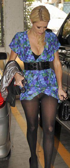 Paris Hilton..