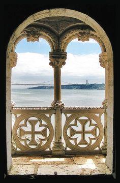 .Torre de Belém, Lisboa, Portugal