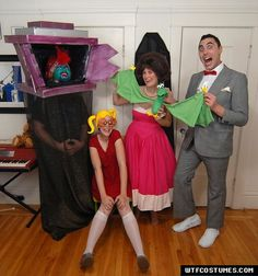 Garbage Pail Kids Halloween Costume