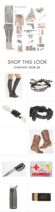 """""""November 8th. The Walking Dead Season 6 Episode 5 """"Now"""""""" by mollyr5 ❤ liked on Polyvore featuring Oxford, Forever 21, Robert Lee Morris, POLICE, Farrow & Ball, American Eagle Outfitters, INC International Concepts, CamelBak, Jayson Home and Zippo"""