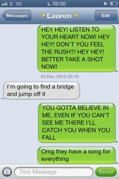 Big Time Rush seriously do have song lyrics for every situation hahaha