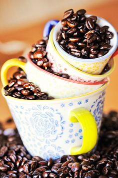 Coffee Photography Print by BMaePhotography on Etsy, $27.00