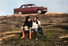 1973 Peugeot 404 Sedan