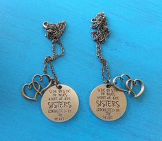 Buy one get one FREE Side by side or Miles Apart by TempleStamping