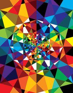 artchipel:  Matt W. Moore | MWM Graphics - Vectorfunk (2008-2010) [Tumblr Monday with oxane]