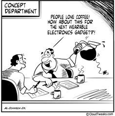 The Lighter Side Of The Cloud - The Concept Department