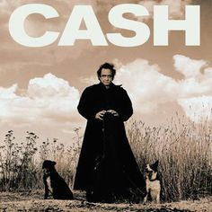 Johnny Cash - American Recordings The 81st album by the country singer included recordsing of some of music's elite as Cash sings Leonard Cohen, Kris Kristofferson, Nick Lowe and Tom Waits.  Ranked #364 on Rolling Stone magazine's list of the 500 greatest albums of all time.