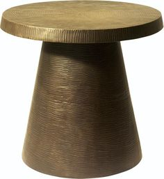 Bronze Furniture dunhill table | jerry pair | furniture - side & bedside tables