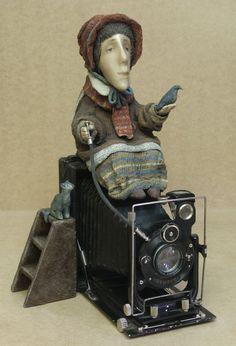 Encantadoras las figuritas de Gvozdev                                                                                                  ...
