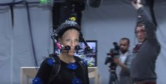 Gillian Anderson talks about the motion capture in new Star Citizen video
