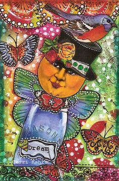 "Pringle Hill Studio: ""Soar"" - Sunday Postcard Art"