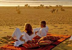 Moroccan Beaches    Agadir-Beach-Holiday