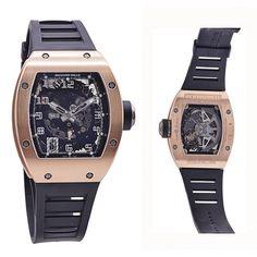 www.iarremate.com.br Leilão TNT- Relógios e Jóias dia 18/02 as 21hs! Lote 006 Richard Mille - Modelo RM 10, Análogo, Movimento Automático, Caixa 48 x 39,3 mm em ouro rose, Mostrador esqueletonizado, Pulseira em borracha preta com fecho basculante em ouro rose, Acompanha caixa e certificado #relógios #clock #richardmille #leilão #auction #moda #fashion #coleção #jóias
