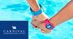 Travel Wearable: Carnival Ocean 'Medallion' Adds Service & Customization To Your Cruise Romantic Beach, Most Romantic, Carnival Corporation, Pink Watch, Family Cruise, Princess Cruises, Romantic Destinations, Marketing Consultant, Wearable Technology