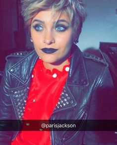 Paris Jackson (age 18) in August 2016.