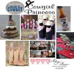 Country Girl Theme Party | Always & Forever Bridal Boutique: » Fun Bachelorette Party Themes!