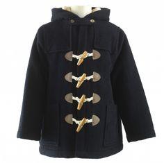 Clothing & Accessories Coats Duffle Coat