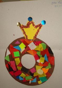 Trabalhos de Dia de Reis Simple Christmas, Winter Christmas, Christmas Crafts, Christmas Ornaments, Diy Crafts To Do, Easy Crafts, Activities For 2 Year Olds, Kings Day, Three Wise Men