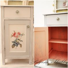 Biljana Shabby Shabby Chic Furniture, Nightstand, Table, Home Decor, Decoration Home, Room Decor, Night Stand, Tables, Home Interior Design