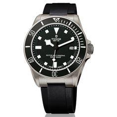 Mens Watches - Tudor Pelagos Mens Watch - M25500TN-0001