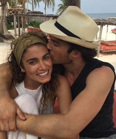 Nikki Reed and Ian Somerhalder's wedding video is basically a commercial for perfect love