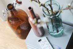 Nordic Living is a magazine by Nordic Design Collective, packed with inspiration, beautiful products and interviews with our designers. Nordic Living, Nordic Design, Poster Wall, Glass Bottles, Cool Pictures, Barware, Iphone5s, Iphone Cases, Photoshoot