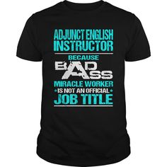 ADJUNCT ENGLISH INSTRUCTOR-BADASS √ T3ADJUNCT ENGLISH INSTRUCTOR-BADASS T3ADJUNCT ENGLISH INSTRUCTOR-BADASS T3