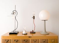schoolhouse table lamps