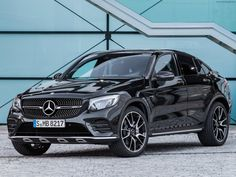 2017 Mercedes-Benz GLC43 AMG 4Matic Coupe