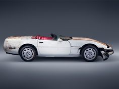 GM+undertakes+heroic+efforts+to+restore+one-millionth+Corvette
