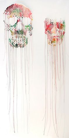 dripping skull : Mathias Schmied