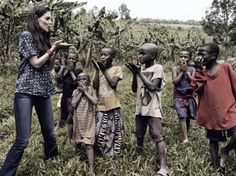 Katie Holmes is the brand ambassador of Tommy Hilfiger's Promise Collection—all proceeds go towards eradicating poverty http://is.gd/TUbzXl