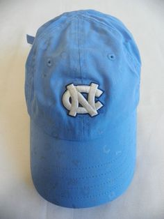 Nike UNC North Carolina Tar Heels Womens Cap Hat OSFA NWT  Nike   NorthCarolinaTarHeels c07bf8979002