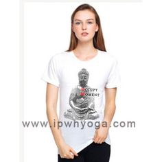 OCCUPY SHIRT    Occupy This Moment T Shirt    The softest, smoothest, best-looking T-shirt available anywhere.  Form-fitting. 100% fine ring-spun cotton, lightweight, smooth and tight knit  ...