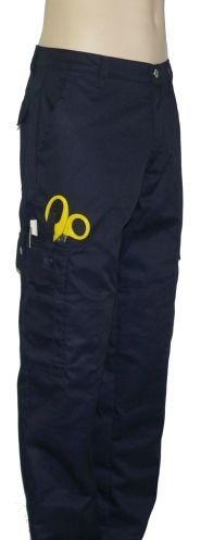 Pre owned Horace Small Unisex Navy Blue Cool Flex EMS Security Uniform Pants