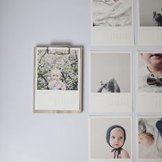 A calendar made in minutes | the @artifactuprsng iPhone App #brandambassador