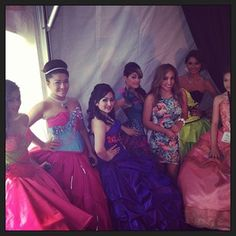 #Quinceanera #fashion show #hosting #vzw #myfabulousquince expo in #chicago with #3ballmty